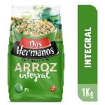 ARROZ DOS HERMANOS INTEGRAL X 1 KG.