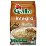 ARROZ GALLO INTEGRAL X 500 GR.