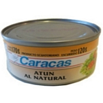 ATUN ENTERO CARACAS AL NATURAL X 170 GR.