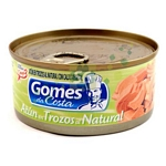 ATUN ENTERO GOMES DA COSTA AL NATURAL X 170 GR.