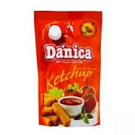 KETCHUP DANICA DOY PACK X 220 GR.