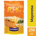 MAYONESA RI-K SUPER DOY PACK X 242 GR.