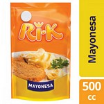 MAYONESA RI-K SUPER DOY PACK X 485 GR.