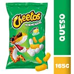 CHIZITOS CHEETOS QUESO X 165 GR.