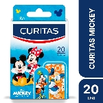 APOSITOS CURITAS MICKEY X 20 UN.