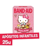 APOSITOS BAND AID HELLO KITTY X 25 UN.