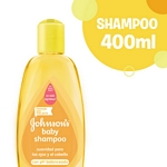SHAMPOO JOHNSON BABY GOLD X 400 ML.