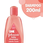 SHAMPOO JOHNSON BABY RULOS HIDRATADOS X 200 ML.