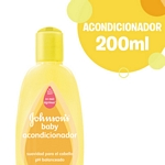 ACOND. JOHNSON´S PH BALANCEADO X 200 ML.