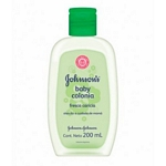 COLONIA JOHNSON BABY FRESCA CARICIA VERDE X 200 ML.