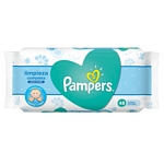 TOALLAS HUMEDAS PAMPERS FRESH CLEAN X 48 UN.