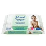 TOALLAS HUMEDAS JOHNSON BABY TOQUE FRESCO X 48 UN.