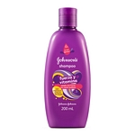 SHAMPOO JOHNSON BABY  FUERZA Y VITAMINAS X 200 ML.