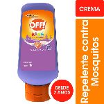 REPELENTE OFF KIDS ACTIVE CREMA X 90 GR.