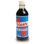 DESINFECTANTE GENERAL TRIUNFO FLUIDO X 500 ML.