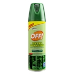 REPELENTE OFF SECO SMOOTH & DRY EXTRA DURACION AEROSOL X 114 ML.