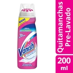 PRELAVADO VANISH POWER GEL X 200 ML.
