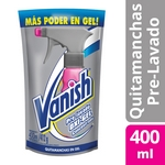 PRELAVADO VANISH OXI GEL X 400 ML.