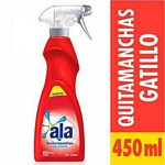 QUITA MANCHAS ALA COLOR SPRAY X 450 ML.