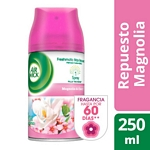 DESODORANTE DE AMBIENTE AIR WICK MATIC MAGNOLIA & CHERRY REPUESTO X 250 ML.
