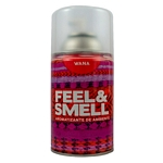 DESODORANTE DE AMBIENTE FEEL & SMELL WANA REPUESTO X 270 ML.
