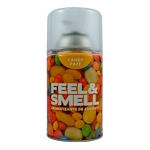 DESODORANTE DE AMBIENTE FEEL & SMELL CANDY PAFF REPUESTO X 270 ML.
