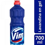 LAVANDINA EN GEL VIM ORIGINAL X 700 ML.