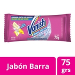 JABON EN PAN VANISH SUPERBARRA X 75 GR.