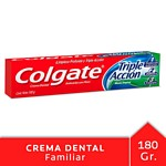 CREMA DENTAL COLGATE TRIPLE ACCION XTREME X 180 GR.
