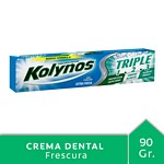 CREMA DENTAL KOLYNOS EXTRA FRESH X 90 GR.