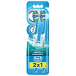 CEPILLO DENTAL ORAL B COMPLETE 2X1 X UN.