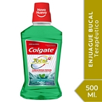 ENJUAGUE BUCAL COLGATE TOTAL BREATH HEALTH X 500 ML.