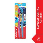 CEPILLO DENTAL COLGATE ULTRA SOFT X 2 UN.