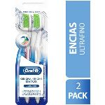 CEPILLO DENTAL ORAL B ENCIASDETOX UT X 2 UN.