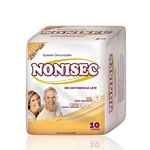 APOSITOS NONISEC INCISION LEVE X 10 UN.