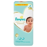 PAÑAL PAMPERS PREMIUM CARE XG X 60 UN.