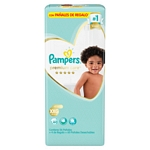 PAÑAL PAMPERS PREMIUM CARE XXG X 60 UN.