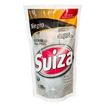 AUTOBRILLO PARA PISO SUIZA NEGRO DOY PACK X 900 ML.