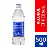 ALCOHOL PORTA ETILICO 96° X 500 ML.