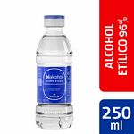 ALCOHOL PORTA ETILICO X 250 ML.