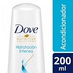 ACONDICIONADOR DOVE HIDRATACION INTENSA X 200 ML.