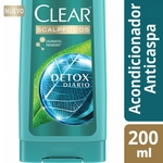 ACONDICIONADOR CLEAR DETOX DIARIO X 200 ML.