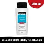CREMA CORPORAL NEUTROGENA BODY INTENSIVE EXTRA CARE X 200 ML.
