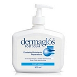EMULSION CORPORAL DERMAGLOS POST SOLAR X 300 ML.