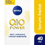 CREMA FACIAL NIVEA Q10 SERUM PEARLS X 40 ML.