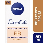 CREMA FACIAL NIVEA BB CREAM TONO MEDIO X 50 ML.