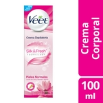 CREMA DEPILATORIA VEET NORMAL X 100 ML.