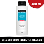 CREMA CORPORAL NEUTROGENA BODY INTENSIVE EXTRA CARE X 400 ML.