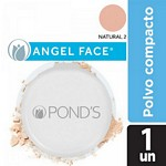 POLVO COMPACTO PONDS NATURAL 2 X 12 GR.