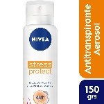 DESODORANTE NIVEA STRESS PROTECT X 150 ML.